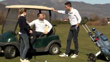 Embedded thumbnail for 13 Quanto dura una gara di golf