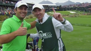 Embedded thumbnail for Hole in one Molinari Phoenix Open 2015